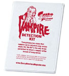VAMPIRE DETECTION KIT - Collectible