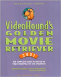 VIDEOHOUND'S GOLDEN MOVIE RETRIEVER 2001 - Giant Softcover Book
