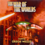 WAR OF THE WORLDS (1938 Broadcast - Orson Welles) - Used CD