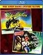 WASP WOMAN/BEAST FROM HAUNTED CAVE (Double Feature) - Blu-Ray