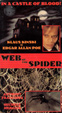 WEB OF THE SPIDER (1972) - VHS