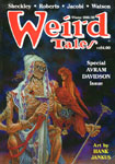 WEIRD TALES (Winter 1988) - Pulp Magazine