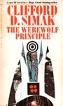 WEREWOLF PRINCIPLE, THE (Clifford Simak) - Used Paperback