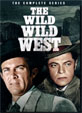 WILD WILD WEST (Complete Series 1965-1969) - DVD Box Set