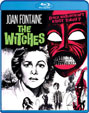 WITCHES, THE (1966) - Blu-Ray