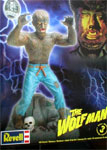 WOLF MAN (Revell) - Model Kit