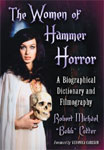 WOMEN OF HAMMER HORROR (Hardcover Edition!) - Book