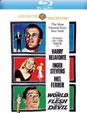WORLD, THE FLESH AND THE DEVIL (1958) - Blu-Ray