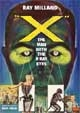 """X"" - THE MAN WITH X-RAY EYES (1963/Kino) - DVD"