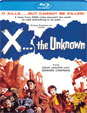 X THE UNKNOWN (1957) - Blu-Ray