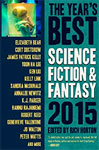 YEAR'S BEST SCIENCE FICTION & FANTASY - Softcover Book