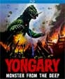 YONGARY - MONSTER FROM THE DEEP (1967/Kino) - Blu-Ray