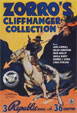 ZORRO'S CLIFFHANGER COLLECTION (3 full serials/VCI) - DVD Set