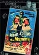 ABBOTT & COSTELLO MEET THE MUMMY (1955) - Used DVD