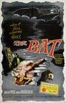 BAT, THE (1959) - 11X17 Poster Reproduction