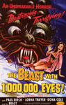 BEAST WITH A MILLION EYES - 11X17 Poster Reproduction