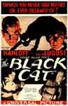 BLACK CAT (1934/Version 2) - 11X17 Poster