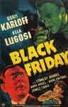 BLACK FRIDAY (1940) - 11X17 Poster Reproction