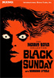 BLACK SUNDAY (1960/Kino) - DVD