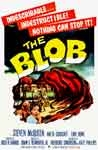 BLOB, THE (1958) - 11X17 Poster Reproduction