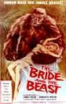 BRIDE AND THE BEAST (1958) - 11X17 Poster Reproduction