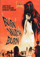 BURN WITCH BURN (1962) - DVD