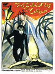 CABINET OF DR. CALIGARI - Color (1919) - 11X17 Reproduction