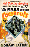 COCONUTS, THE (Marx Brothers) - 11X17 Poster Reproduction