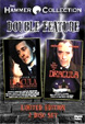 DRACULA, PRINCE OF DARKNESS/SATANIC RITES OF DRACULA - Used DVD