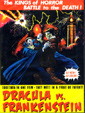 DRACULA VS. FRANKENSTEIN (1972/CZ) - DVD