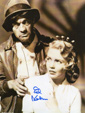 ED NELSON with JUNE KENNY - 8X10 Autpgaphed Photo