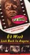 ED WOOD: LOOK BACK IN ANGORA - Used VHS