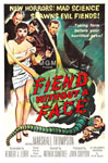 FIEND WITHOUT A FACE - 11X17 Poster Reproduction