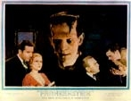 FRANKENSTEIN (1931/Monster Clamps) - 11 X 14 Lobby Card Repro