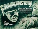 FRANKENSTEIN (1931/Duo Tone Title) - 11 X 14 Lobby Card Repro