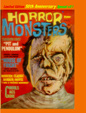 HORROR MONSTERS #2 - Reprint Book