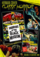 HEADLESS GHOST/HORRORS OF THE BLACK MUSEUM - Double DVD