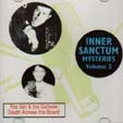 INNER SANCTUM MYSTERIES Volume 2 - CD