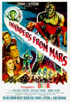 INVADERS FROM MARS (1953/US version) - 11X17 Poster Reproduction