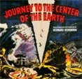 JOURNEY TO THE CENTER OF THE EARTH - Soundtrack CD