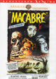 MACABRE (1958) - Used DVD