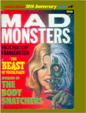 MAD MONSTERS #4 - Reprint Book