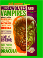 MAD MONSTERS - WEREWOLVES & VAMPIRES - Reprint Book