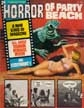 HORROR OF PARTY BEACH - (Famous Films) - Warren Magazine
