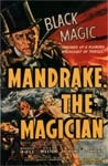 MANDRAKE, THE MAGICIAN - 11X17 Poster Reproduction