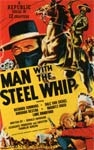 MAN WITH THE STEEL WHIP - 11X17 Poster Reproduction