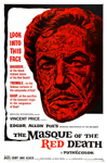 MASQUE OF THE RED DEATH (1964) - 11X17 Poster Reproduction