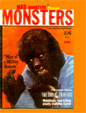 MONSTERS #1 - Reprint Book