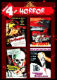 MOVIES 4 YOU: HORROR (Four