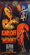 MUMMY, THE (1932/Poster Art Cover) - Used VHS